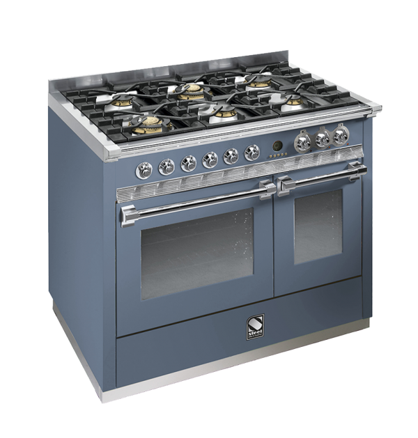 100cm Multi function upright cooker with 2 work-Ascot Series