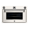 90cm Combi Steam Built In Oven-ASCOT-AFE9-S-WH