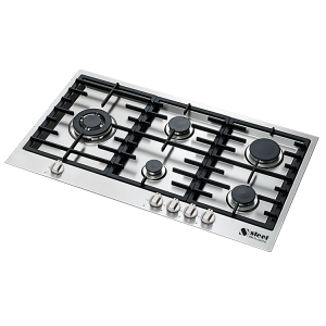 90cm Gas Cooktop 5 Burner GP9F-5