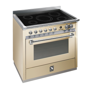 Ascot 90cm Multi Function Upright Cooker with 6 Induction Zones A9F-6I