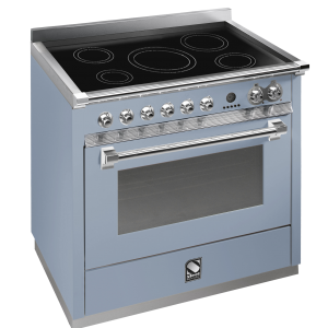 Ascot 90cm Combi-Steam Upright Cooker with 6 Induction Zones - A9S-6I