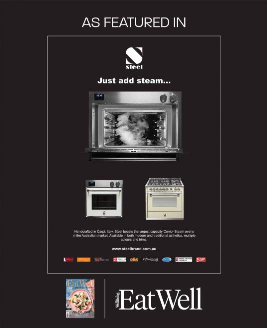 Eatwell- Featured Article for Steel Cucine