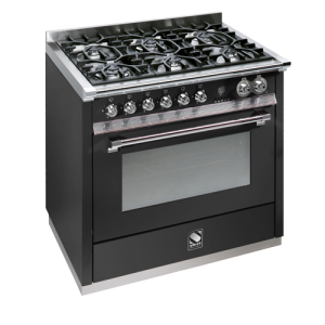 Ex Display Kitchens Appliances | 90cm Upright Cooker A9S-6W AN