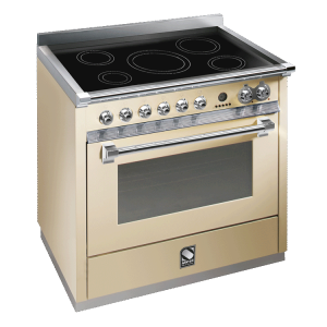 Ex Display Kitchen | Combi Steam Freestanding Cooker A9s-6i CR-C