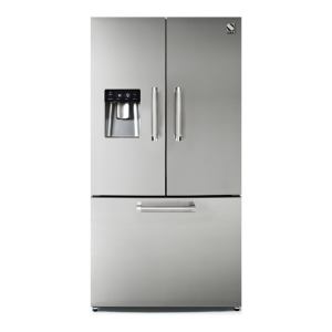 GFR-9F - Genesi French Door Fridge Freezer in Stainless Steel