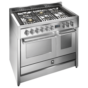 Genesi 100cm Combi Steam Upright Cooker G10SF-6 SS
