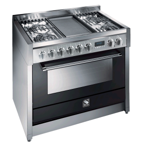 Genesi 90cm Combi Steam Upright Cooker G9S-4T