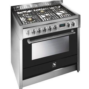 Genesi 90cm Combination Steam Cooker G9S-6W OT