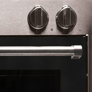 Built In Oven Colour Range - Anthracite