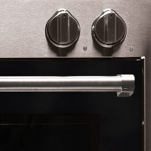 Built In Oven Colour Range - Black
