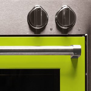Built In Oven Colour Range - Lime