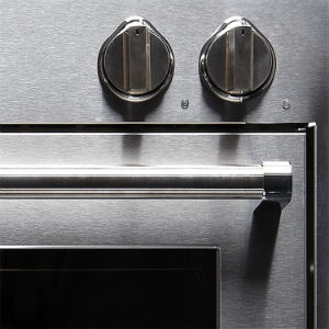 Built In Oven Colour Range Stainless Steel