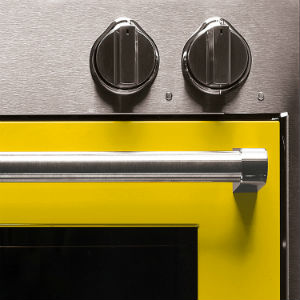 Built In Oven Colour Range Yellow