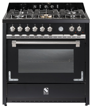 Oxford 90cm Multifunction Upright Cooker X9F-5