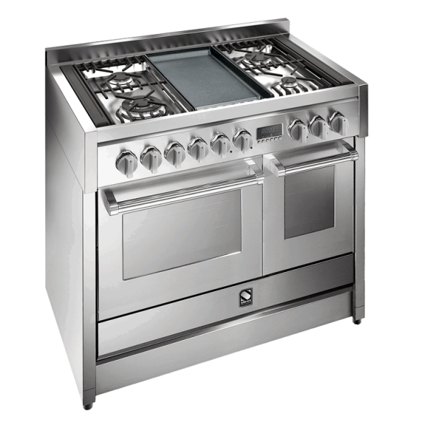 Stainless Steel Freestanding Oven G10SF-4T SS